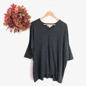 Michael Kors Oversized Dolman Sleeve Sweater